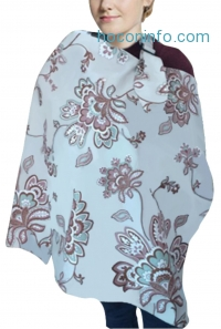 ihocon: Qossi Breast Feeding Nursing Cover Beige