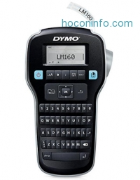 ihocon: DYMO LabelManager 160 Hand Held Label Maker