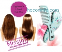 ihocon: Bella & Bear Detangling Brush & Comb Set