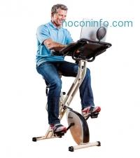 ihocon: FitDesk v2.0 Desk Exercise Bike with Massage Bar