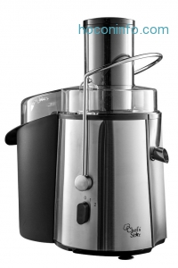 ihocon: Chef's Star Juicer Wide Mouth Fruit & Vegetable Juice Extractor