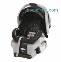 ihocon: Graco SnugRide 30 Classic Connect Infant Car Seat, Metropolis