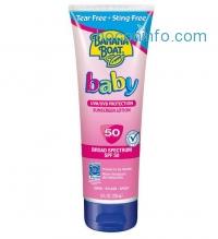 ihocon: Banana Boat Baby Sunscreen Lotion SPF 50, 8 Ounce
