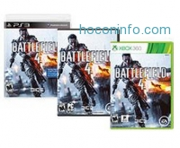 ihocon: Battlefield 4 for Xbox 360, PS3 and PC