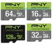 ihocon: NY Hyper Performance Class 10 MicroSD Cards (90MB/s)
