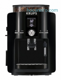 ihocon: KRUPS Espresseria 全自動內建磨豆功能義式濃縮咖啡機 Full Automatic Espresso Machine EA8250J4