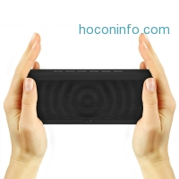 ihocon: SoundBlock 便攜充電藍牙喇叭麥克風 Ultra Portable Wireless Bluetooth Speaker 3.0 with Built in Speakerphone and 10 hour Rechargeable Battery