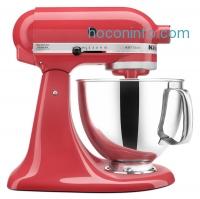 ihocon: KitchenAid 食物攪拌機 Artisan Series Tilt-Head Stand Mixer