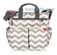 ihocon: Skip Hop Duo Signature Diaper Bag, Chevron