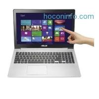 ihocon: Asus Vivobook 15.6 HD Touchscreen Notebook, Intel i5-4200U, 8GB RAM, 750GB HDD