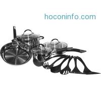 ihocon: Cuisinart Pro Classic 13-Piece Stainless-Steel Cookware Set