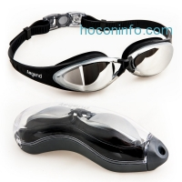 ihocon: Aegend™ Adult/Youth Swim Goggles with Case