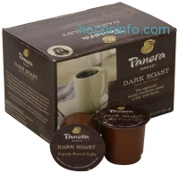 ihocon: Panera Bread 膠囊咖啡 Coffee, Dark Roast, 12個