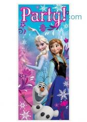 ihocon: Disney Frozen Door Poster, 60 x 27