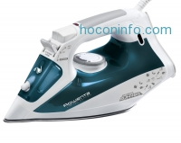 ihocon: Rowenta DW4051 Project Runway Limited Edition Auto-Off Steam Iron with 400-Hole Stainless Steel Soleplate, 1700-Watt