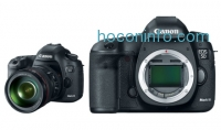 ihocon: Canon EOS 5D Mark III 22.3 MP Full Frame DSLR Camera Kits from $2,499.99–$3,199.99