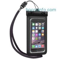 ihocon: TETHYS IPX8 Certified 智慧手機防水保護袋 Smartphone Waterproof Bag