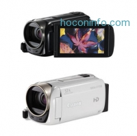 ihocon: Canon VIXIA HF R500 攝像機 HD Flash Memory Camcorder