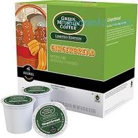 ihocon: Keurig K-Cup Green Mountain 膠囊咖啡 Gingerbread Coffee, Regular, 24/Pack