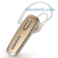 ihocon: GLCON 藍牙無線手機耳機 Gold Stereo wireless bluetooth 4.0 BT headset GJ-02