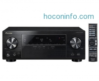 ihocon: Pioneer 700W 5.2-Ch. Network-Ready 4K Ultra HD and 3D Pass-Through A/V Home Theater Receive