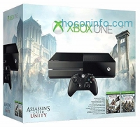 ihocon: Xbox One Bundle with Assassin's Creed Unity and Assassin's Creed IV: Black Flag