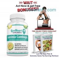 ihocon: LionHeart Supplements Garcinia Cambogia Extract 60粒