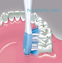 ihocon: Panasonic 電動牙刷 Sonic Stain Removing Toothbrush EW-DL82-W