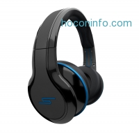ihocon: STREET by 50 Cent Wired Over-Ear Headphones - Black by SMS Audio