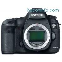 ihocon: Canon EOS 5D Mark III Digital SLR Camera. New DSLR Body 5 D MK 3 . 1yr Warranty