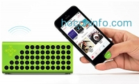 ihocon: Urge Basics Cuatro Powerful Bluetooth Portable Wireless Speaker with Bass+ Technology