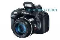 ihocon: Canon PowerShot SX50 HS 12.1MP 50x超高倍數變焦數位相機 Digital Camera, Refurbished