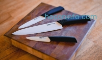 ihocon: Cuisinart Elements 6-Piece Ceramic Knife Set