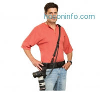 ihocon: Cotton Carrier 外扣相機腰帶 Lite Belt System for All Camera Types
