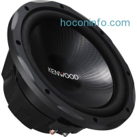 ihocon: Kenwood Performance Series 12 Single-Voice-Coil 4-Ohm Subwoofer