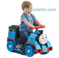 ihocon: Fisher-Price Power Wheels Thomas and Friends Thomas with Track
