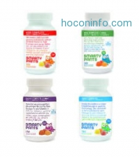 ihocon: SmartyPants 兒童/成人維生素軟糖 MultvVitamin Gummy