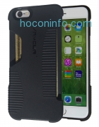 ihocon: iPhone 6 wallet case With RFID Blocking Protective Military Grade Material for High Impact and Blocking  Criminal credit card scanners