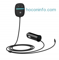 ihocon: Doosl Hand-free Calling Bluetooth V4.0 Car Kit
