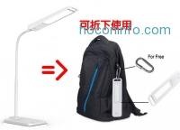 ihocon: TaoTronics Elune 可拆式觸控LED桌燈 Gooseneck Desk Lamp / Detachable Emergency Light Source TT-DL04