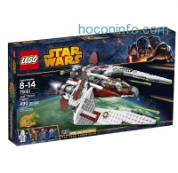 ihocon: LEGO Star Wars 75051 Jedi Scout Fighter Building Toy