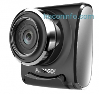 ihocon: PAPAGO GS200-US GoSafe 200 Full HD 1080P Clip Mount Dashcam with 2 Sliding Displa