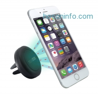 ihocon: Car Mount, TechMatte® MagGrip Vent Magnetic Universal Car Mount Holder