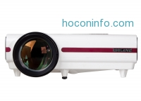 ihocon: Brilens EL1280 Digital Home Theater Lcd 20000 Hours Native 720p Led Projector