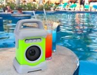 ihocon: Ivation 防水無線藍牙喇叭 Waterproof Wireless Bluetooth Speaker