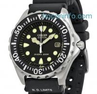 ihocon: Citizen 星辰光動能專業潛水男表 Professional Diver Eco-Drive Men's Watch