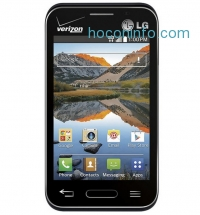 ihocon: Verizon Wireless Prepaid LG Optimus Zone 2 No-Contract Cell Phone (Model# LG-VS415PP)