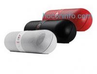 ihocon: Beats by Dr. Dre Pill 2.0 Portable Bluetooth Speaker - 6色可選