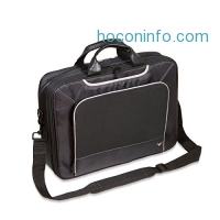 ihocon: V7 Elite 16 TSA Checkpoint Friendly Shock and Water Resistant Toploading Notebook Bag