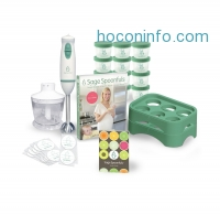 ihocon: Baby Food Maker 19 Pc Starter Kit